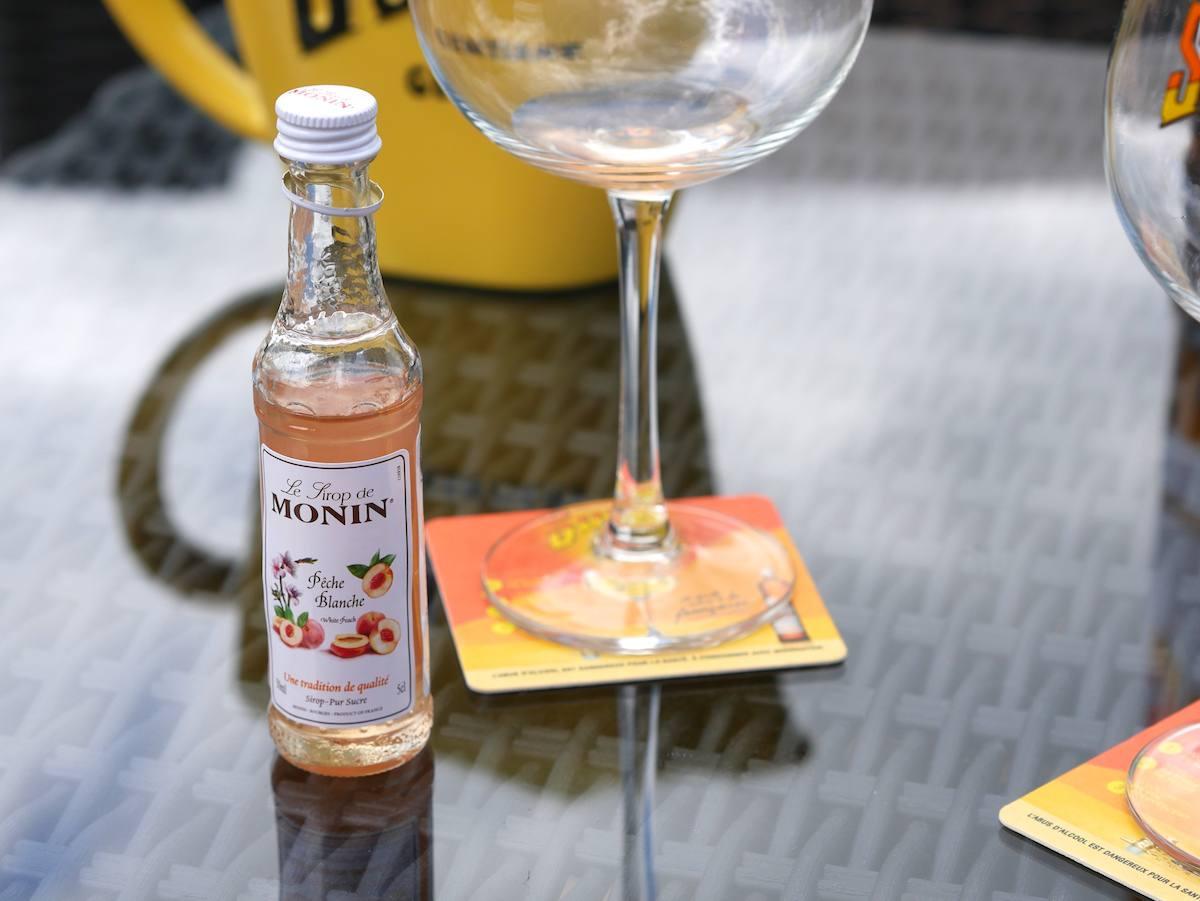 Coktails Spritz Suze - Blog Nantes Nolwenn 2