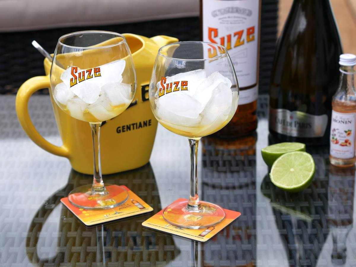 Coktails Spritz Suze - Blog Nantes Nolwenn 5