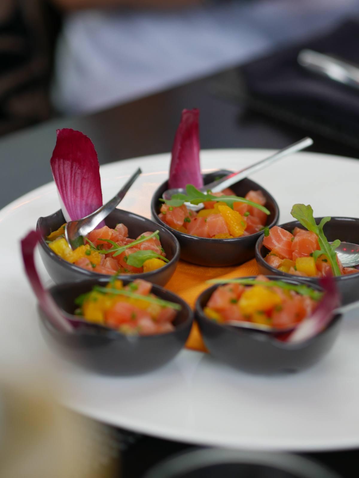 Soirée ORIGAMIX - Vertigo Restaurant Nantes 1