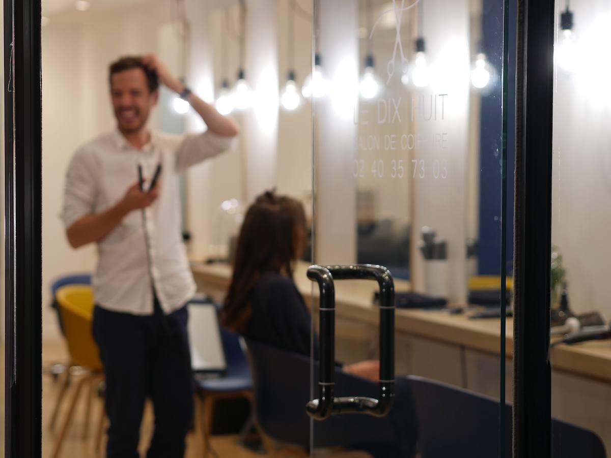 Salon de la coiffure 2015 nantes coiffures la mode de for Salon nantes
